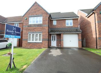 Thumbnail 4 bed detached house for sale in Fellway, Pelton Fell, Chester Le Street