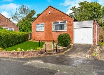 Thumbnail 3 bed bungalow for sale in Warwick Close, Shaw, Oldham