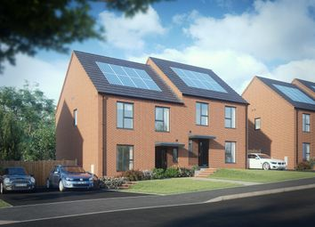 Thumbnail 4 bed semi-detached house for sale in Fifth Avenue, Wolverhampton