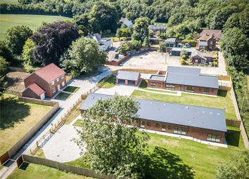 Thumbnail 4 bedroom detached house for sale in Darland Farm Yard, Pear Tree Lane, Gillingham, Kent