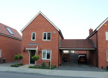 Thumbnail 3 bedroom detached house for sale in Timken Way North, Duston, Northampton, Na