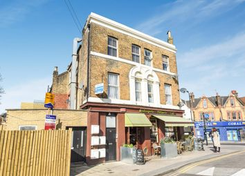 Thumbnail 1 bed flat for sale in Ladywell Road, London