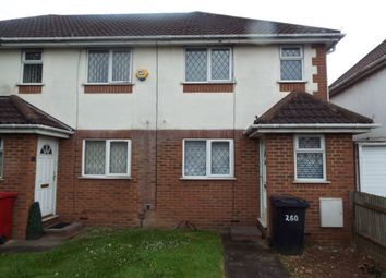 Thumbnail 1 bedroom semi-detached house to rent in Uxbridge Road, Slough