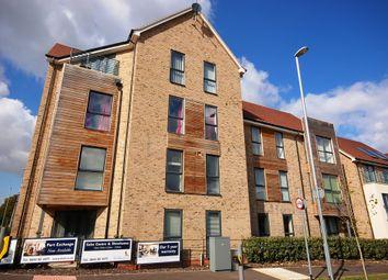 Thumbnail 2 bedroom flat to rent in Burlton Road, Cambridge