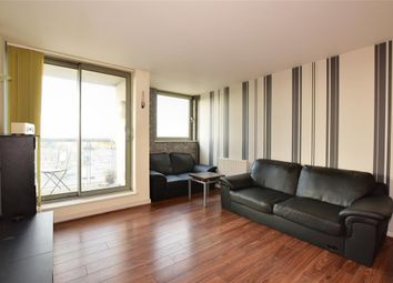 Thumbnail 2 bed flat for sale in Mercury Gardens, Romford, Essex
