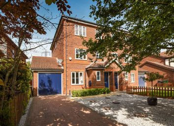 Thumbnail 4 bedroom semi-detached house for sale in Rawthey Avenue, Didcot