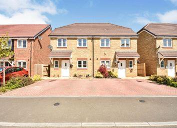 Makin Drive, Sittingbourne ME10. 3 bed semi-detached house for sale