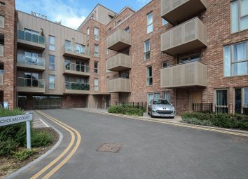 Thumbnail 3 bed flat to rent in Scholars Court, Harrison Drive, Cambridge