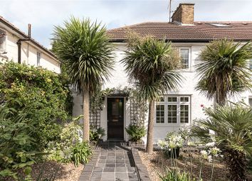 Thumbnail 3 bed semi-detached house for sale in Halliwick Road, London
