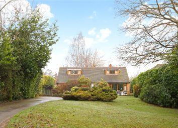 Thumbnail 4 bed detached house for sale in Fordcombe Road, Penshurst, Tonbridge, Kent