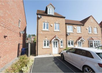 Thumbnail 3 bed town house for sale in Wild Geese Way, Mexborough