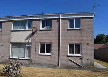Thumbnail 2 bed semi-detached house for sale in Pwll-Y-Waun, Porthcawl