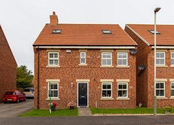 Thumbnail 6 bed detached house for sale in Merrybent Drive, Merrybent, Darlington, County Durham