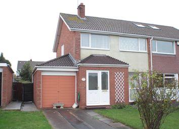 Thumbnail 3 bedroom semi-detached house for sale in Brookdale Road, Headley Park, Bristol