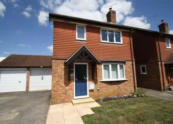 Thumbnail 3 bed link-detached house for sale in Bircholt Road, Liphook, Hampshire