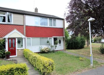 Mynchens, Basildon, Essex SS15. 3 bed end terrace house