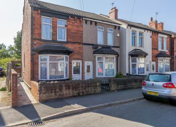 Thumbnail 2 bed semi-detached house for sale in Yorke Street, Mansfield Woodhouse, Mansfield