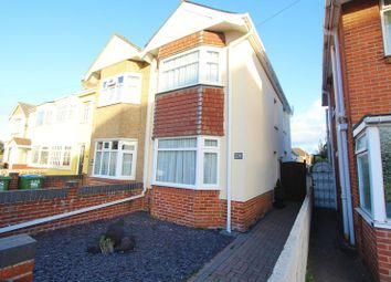 Thumbnail 2 bed semi-detached house for sale in Manor Road North, Southampton