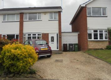 Thumbnail 3 bed semi-detached house for sale in Callow Close, Stourport-On-Severn