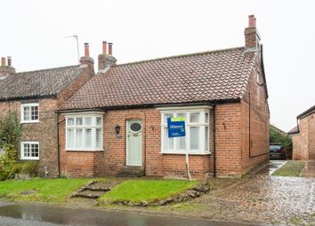 Thumbnail 3 bed detached bungalow for sale in Brandsby Street, Crayke, York