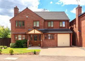 Thumbnail 4 bed detached house for sale in Willow Close, Coughton, Ross-On-Wye, Herefordshire