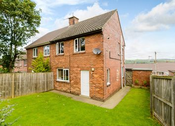 Thumbnail 2 bed semi-detached house for sale in Springwell Avenue, Durham, County Durham