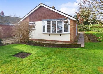 Thumbnail 2 bed detached bungalow for sale in Stuart Close North, Stone, Staffordshire