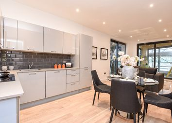 Thumbnail 2 bed flat for sale in Milner Road, Wimbledon, London