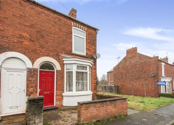 Thumbnail 2 bed end terrace house for sale in Wharton Street, Retford
