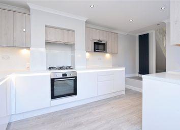 Howbury Road, Nunhead, London SE15. 2 bed end terrace house