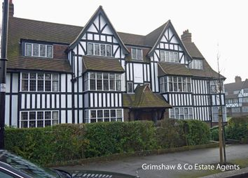 Thumbnail 3 bed flat for sale in Norfolk House, Queens Drive, Hanger Hill Garden Estate, West Acton, London