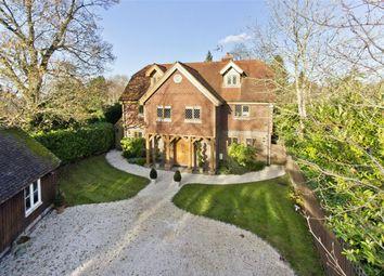 Thumbnail 6 bed detached house for sale in Warren Oak, Warren Road, Crowborough, East Sussex