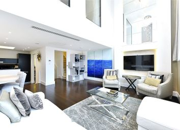 Thumbnail 2 bedroom flat to rent in Tower View Apartments, 84 St. Katherines Way, London