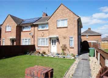 Thumbnail 3 bedroom semi-detached house for sale in Plumer Road, Poole