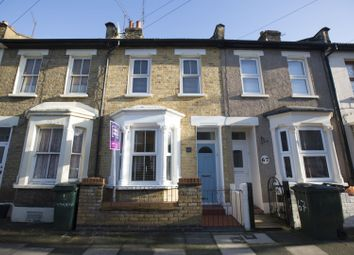 Thumbnail 2 bed terraced house for sale in Vernon Road, London
