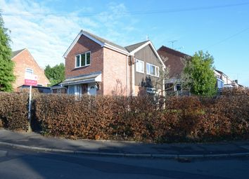 Thumbnail 3 bed detached house for sale in Woodview Close, Wingerworth, Chesterfield