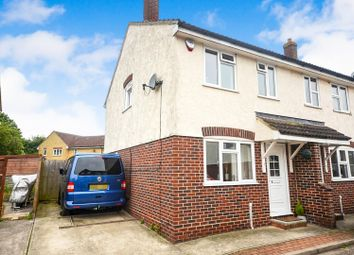 Thumbnail 2 bed semi-detached house for sale in Crusader Way, Braintree