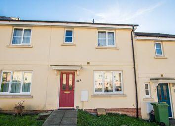 Thumbnail 3 bed terraced house for sale in Yorkley Road, Cheltenham