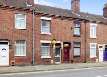 Thumbnail 2 bedroom terraced house for sale in Victoria Road, Fenton, Stoke-On-Trent