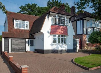 Thumbnail 4 bed detached house for sale in Copse Avenue, West Wickham