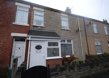 Thumbnail 3 bed terraced house for sale in Cleveland Terrace, Newbiggin-By-The-Sea