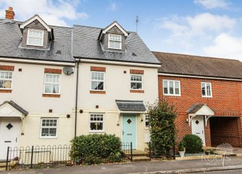 Thumbnail 4 bed terraced house for sale in Fletton Link, Hermitage, Thatcham