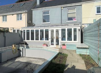 Thumbnail 2 bed semi-detached house for sale in Laira Avenue, Laira, Plymouth