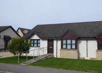 Thumbnail 3 bed semi-detached bungalow for sale in Knockomie Rise, Forres