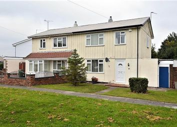 Thumbnail 3 bed semi-detached house for sale in Eastcroft Road, Penn, Wolverhampton