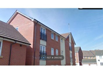 Thumbnail 2 bed flat to rent in Longacre, Bridgend