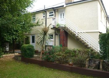 Thumbnail 2 bed flat to rent in Elderberry Road, London