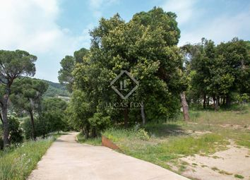 Thumbnail Land for sale in Spain, Barcelona North Coast (Maresme), Alella, Mrs10703