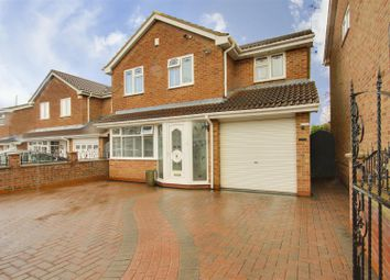 Thumbnail 4 bed detached house for sale in Lancaster Way, Strelley, Nottinghamshire