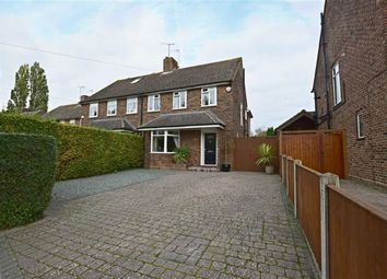 Thumbnail 4 bed semi-detached house for sale in Coronation Grove, Longlevens, Gloucester